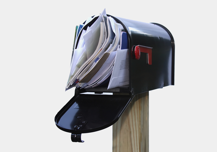 How to avoid junk mail in Kirkland, WA