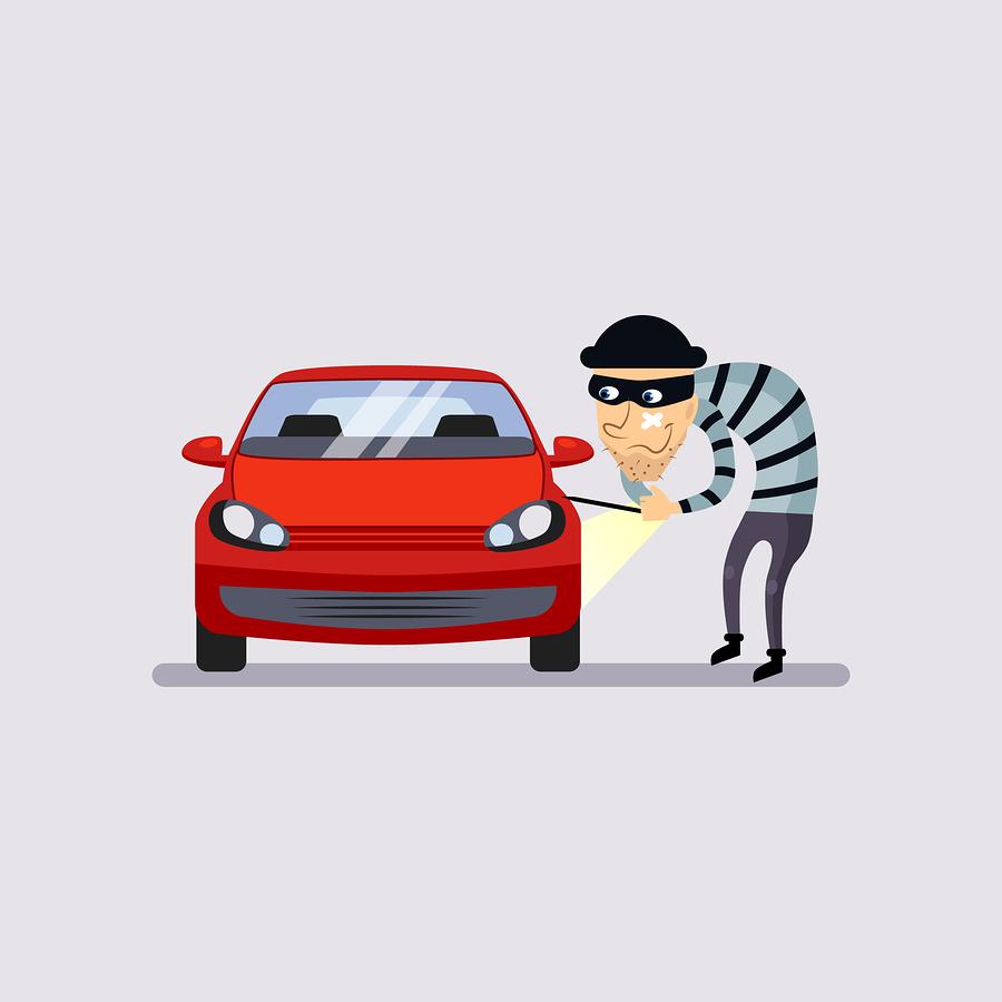 How to avoid car theft in Kirkland, WA