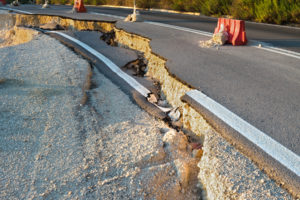 If an Earthquake Hits, Is My Home & Property Covered?