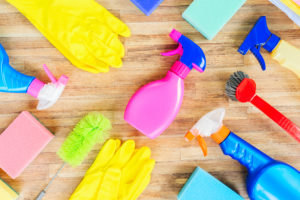 Spring cleaning your Kirkland, WA home