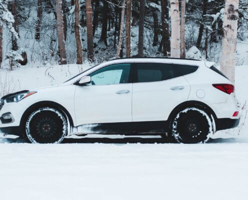 Choosing winter tires or all-season tires for your vehicle in Kirkland, WA